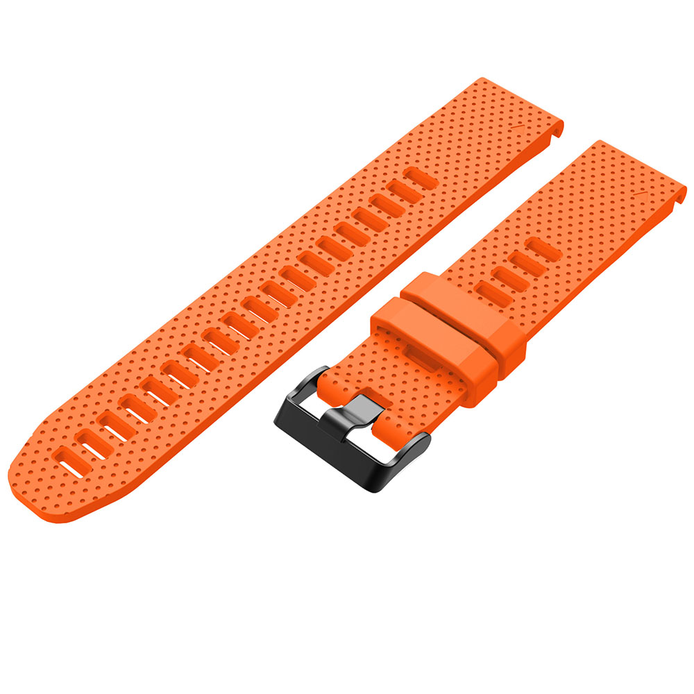 Watchband Strap for Garmin Fenix 5S 5S plus Watch Replacement Quick Release sport silicone Bracelet Easyfit smart WristBands ne in Watchbands from Watches
