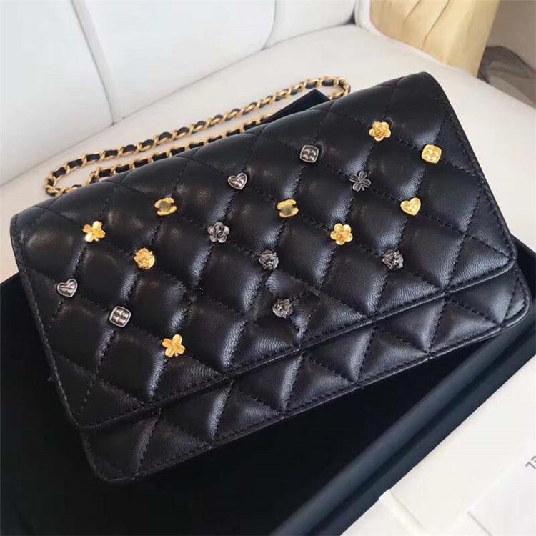 купить WW1125 100% Genuine Leather Luxury Handbags Women Bags Designer Crossbody Bags For Women Famous Brand Runway по цене 24402.26 рублей