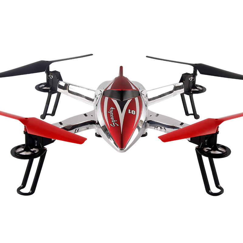 Original WLtoys Q212 Without Camera 2.4G 6 Axis RC Drone 3D Hovering CF Mode Altitude Hold One Key Return LED RTF original jjrc h26 2 4ghz 4ch 6 axis gyro drone without camera rc quadrocopter with one key return cf mode 360 eversion