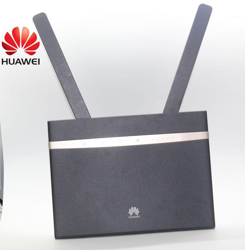 Unlocked New Huawei B525 B525S 23A 4G LTE Cat. 6 Mobile Hotspot Gateway 4G LTE WiFi Router Dongle 4G CPE Wireless Router PK B593