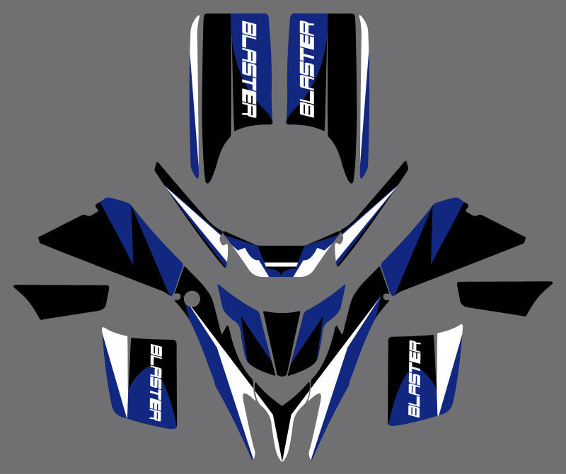 Graphics For Yamaha Blaster Red Bull Graphics Www - Mio decalsmotorcycle decalsstickers for yamaha ebay