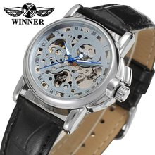 Winner Watch Newest Design Watches Lady Top Quality Watch Factory Shop Free Shipping WRL8011M3S7