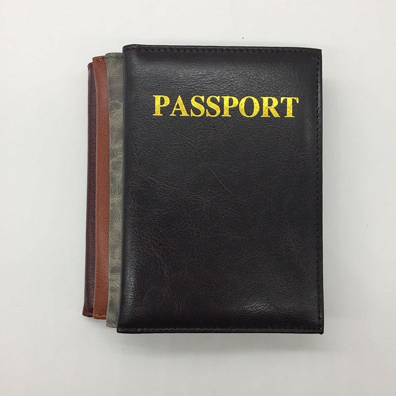 Tahke pu nahk passikate naiste ärilennujaama pass hoidja mehed 2016 klassikaline pass juhtumi kvaliteet