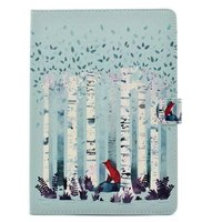 Lovely Tablet Case For Apple Ipad Air Case Stand PU Leather Cover For Apple Ipad 5