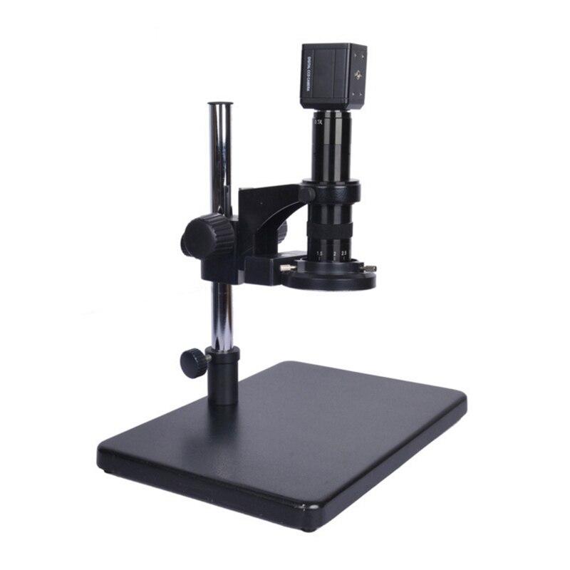 5MP 2000X Industriale Microscopio Digitale USB Della Macchina Fotografica LED HD Lente di Ingrandimento Elettronico Microscopio Industriale per PCB della Scheda Madre di Riparazione