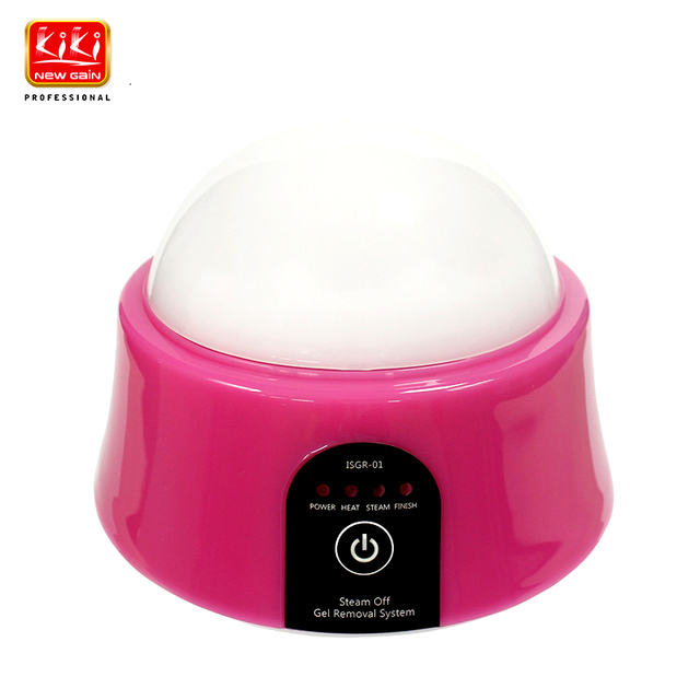 Gel Nail Polish Steam Remover