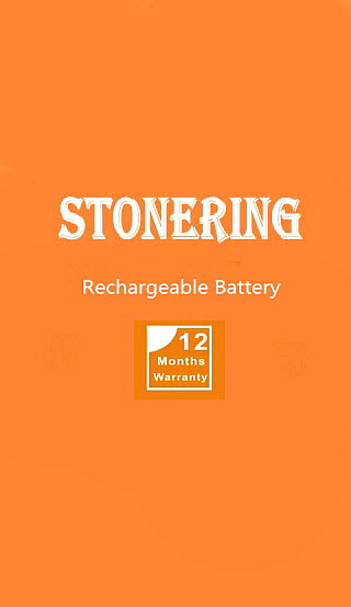 Stonering Battery Ascend HB5Q1HV Huawei Cell-Phone 2600mah Repalcement For P1 XL U9200e/s/T9510e/..