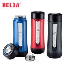320 ml Männer Wasser Flasche Glas mit Sieb Kunststoff Schutz Büro Kaffee Tee Flasche für Wasser Drink Mann Geschenk R0008