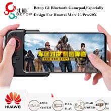BETOP G1 Projeto Para Huawei originais P30 Pro Companheiro 20 Pro Caso Honra 10 P20 Mate20 X Pro Joystick GamePad v20 NÓRDICO Bluetooth 5.0
