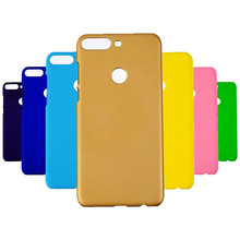 Phone Case sFor Fundas HTC Desire D12 case For Coque  Candy Color Hard plastic PC cover phone cases