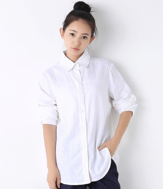 Coréen Style Preppy Robe En Velours Côtelé Avec Des chemises Femmes Automne Sangle Robe Longue grande taille décontracté Vintage robe X9160 - 6