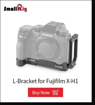 Smallrig câmera de vídeo lidar com aperto