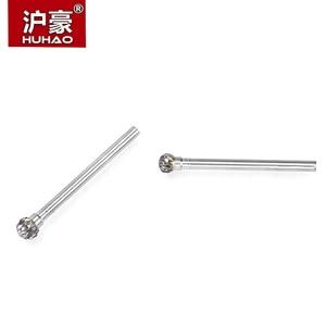 Image 5 - HUHAO 1 шт. 3 мм хвостовик Вольфрамовая карбоновая стальная резьба для шлифования металла, вращающийся цилиндрический Фрезер для полировки металла