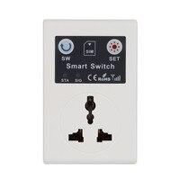 2017 Newest 220v 10A EU Plug Cellphone Phone PDA GSM RC Remote Control Socket Power Smart