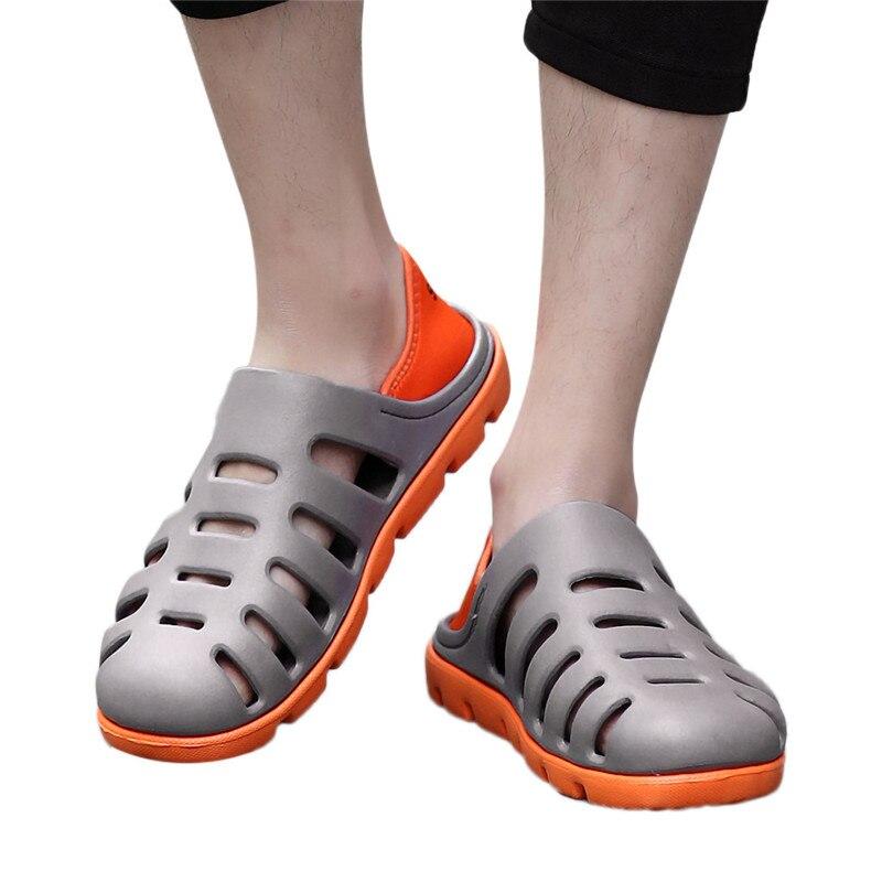 Ehrlich Sommer Männer Frauen Anti-schleudern Sandalen Slipper Strand Schuhe Flip-flops Sandales Femmes Frauen Strand Neue Sommer Schuhe Hausschuhe # A Klar Und GroßArtig In Der Art