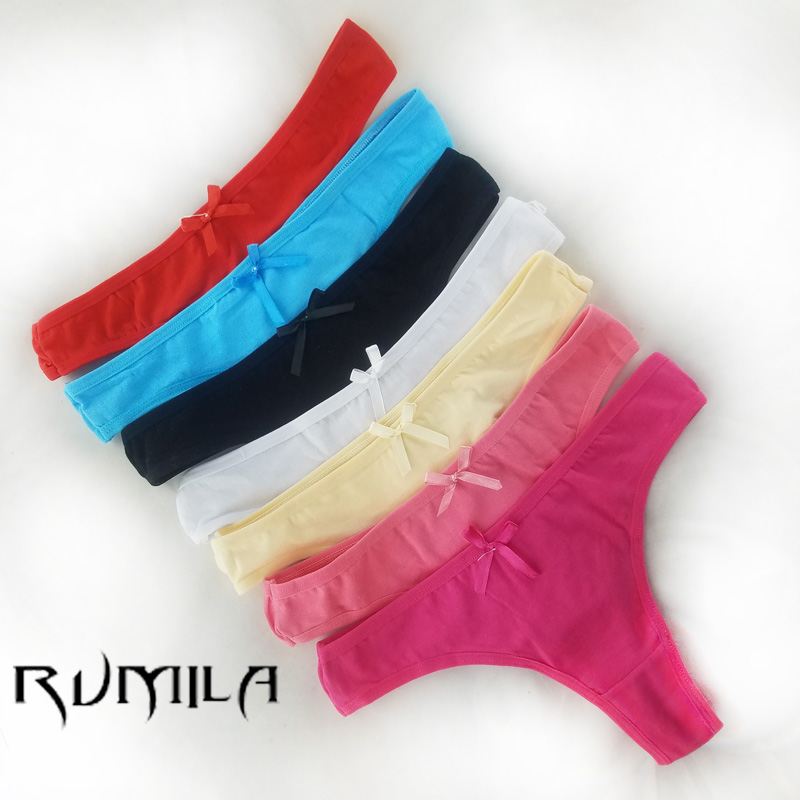 Cotton Women's Sexy Thongs G-string Underwear Panties Briefs For Ladies T-back,Free Shiping  1pcs/Lot,x87181