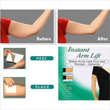 Instant arm lift Men Women Slimming Patch Breathable Anti sweat Sticker Tight Arm Fat Lose Beauty