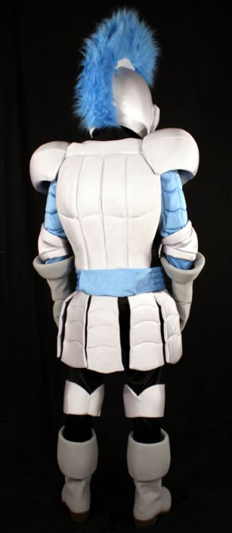 OISK Lancer Knight Mascot Costume Halloween Christmas Birthday Celebration Carnival Dress Full Body Props Outfit-in Mascot from Novelty u0026 Special Use on ... & OISK Lancer Knight Mascot Costume Halloween Christmas Birthday ...