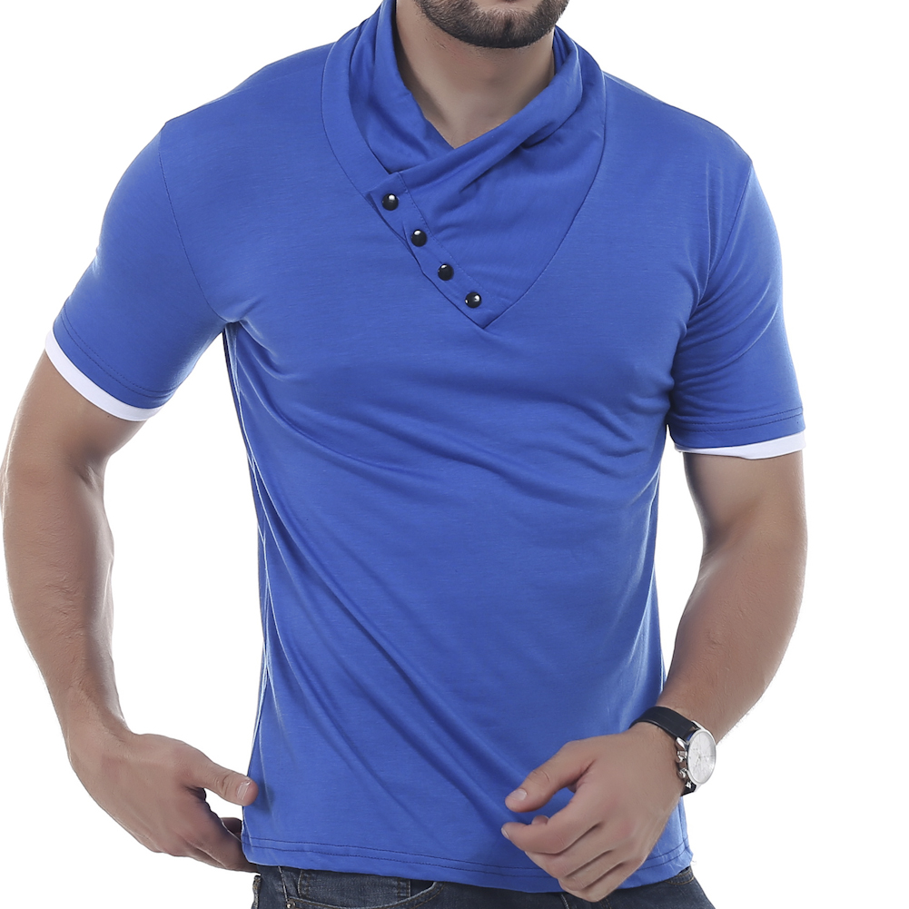 Male 2017 Brand Short Sleeve New Arrival Cotton T Shirt O-Nes