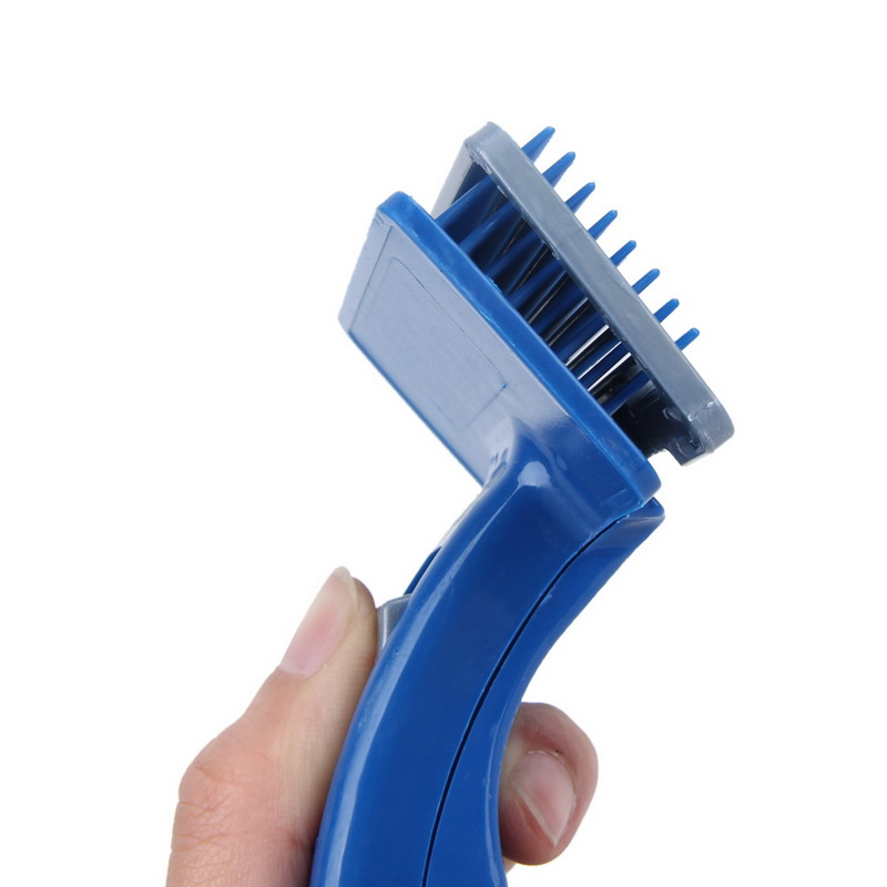 Hair Fine Dog Grooming Brush