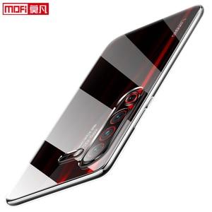 Image 1 - Przezroczysty pokrowiec do lenovo z6 pro pokrowiec lenovo z6pro pokrowiec tpu ultra cienki przezroczysty książka miękki tył silikonowy slim Lenovo Z6 Pro coque