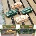 Бак сплава модель автомобиля металлический материал Россия T50, Немецкий Леопард 2, звук и свет обратно в детский toys