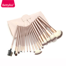 Makeup Brush Set Premium Synthetic Kabuki Foundation Face Powder Blush Eyeshadow Brushes Makeup Brush Kit