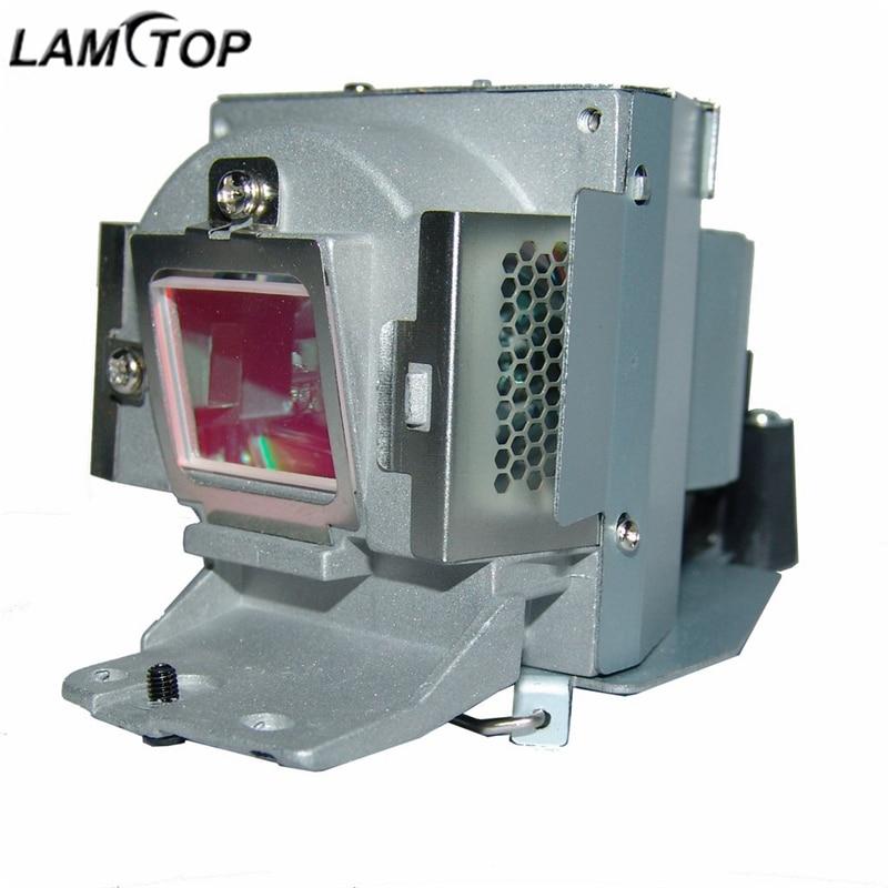 все цены на LAMTOP 5J.J3T05.001 replacement compatible projector lamp bulbs with housing MS614/MX613ST/MX615/MX615+/MX660P/MX710 онлайн