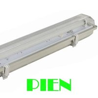 Vapor Tight 4 Foot 1 2M Ceiling Light Fixture Fitting For T8 1200mm Led Tube Waterprooof
