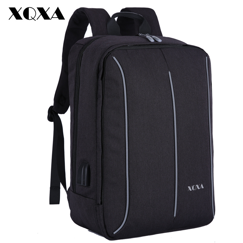 8cadb645af08 Best buy XQXA New Style Oxford Backpack Men Laptop Male Backpack Bag for  Teenagers School Computer Mochilas High Quality Daily Backpacks online cheap