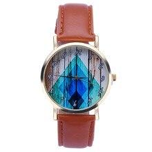Women Watches Luxury  Clock Female Casual Leather Strap Watch Retro Bracelet Watch Ladies Quartz Watch Relogios Feminino#77