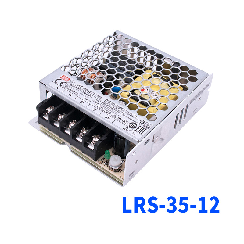 LRS-35-12 switching power supply source 35W/12V/3A power supply transformer electric kettle boiling pot 304 stainless steel home insulation 1 5l