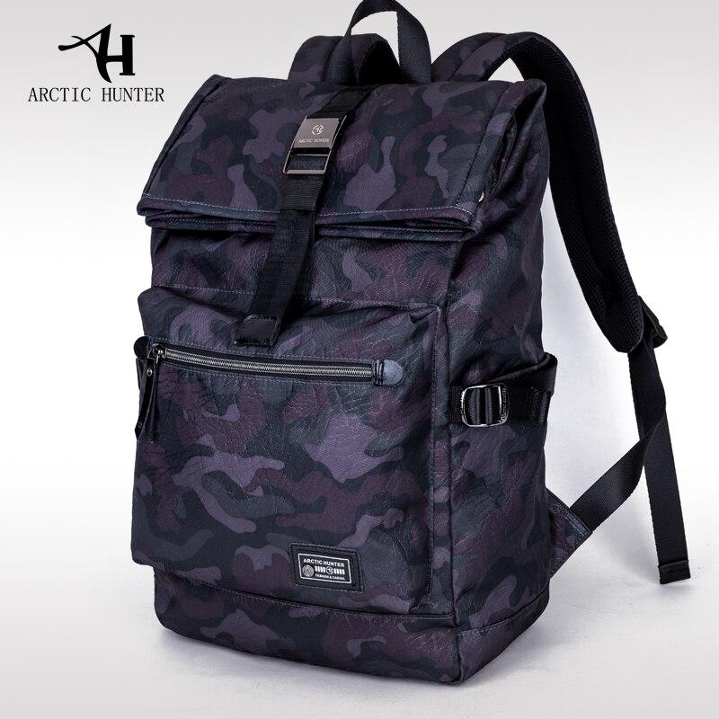 ARCTIC HUNTER 15inch Laptop Bag Men Backpack Casual Youth Male Bagpack School Backpack for teens Women Fashion Mochila Knapsack