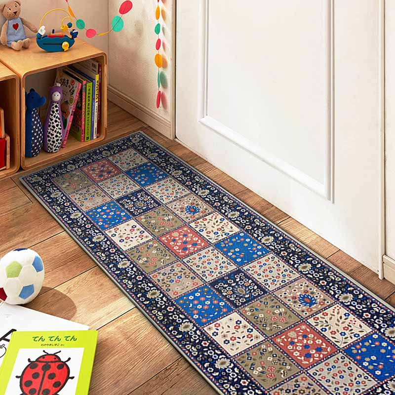 Washable Kitchen Mats with Anti Slip Bottom for Kitchen and Hallway Entrance Floor 30