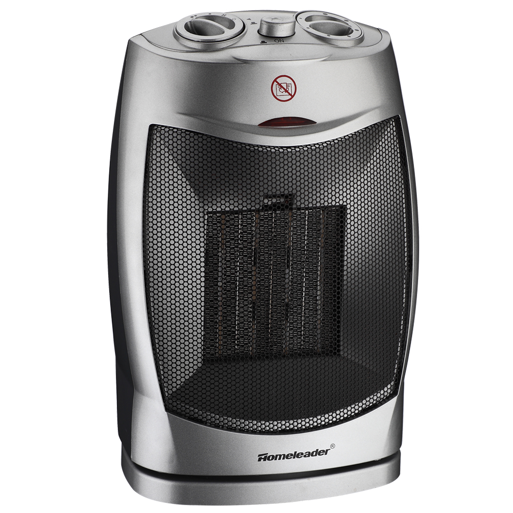 Space Heaters For Living Room: Homeleader Portable Oil Heater High Quality Adjustable