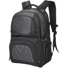 VICTORIATOURIST 17 pouce en nylon balistique ordinateur portable sac à dos hommes/grand-capacité sac à dos/antivol sacs à dos V9002 noir