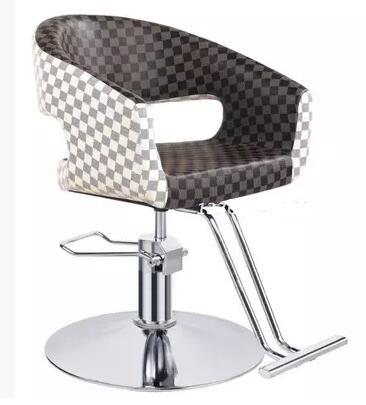 Salon de beauté chaise de barbier, spécial coupe de cheveux salon de chaise 8197