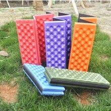 Folding Foam Pad Outdoor Camping Travel Beach Mats Cushion Foam Seat Waterproof Portable Moisture-proof Hiking Picnic Seat цена 2017