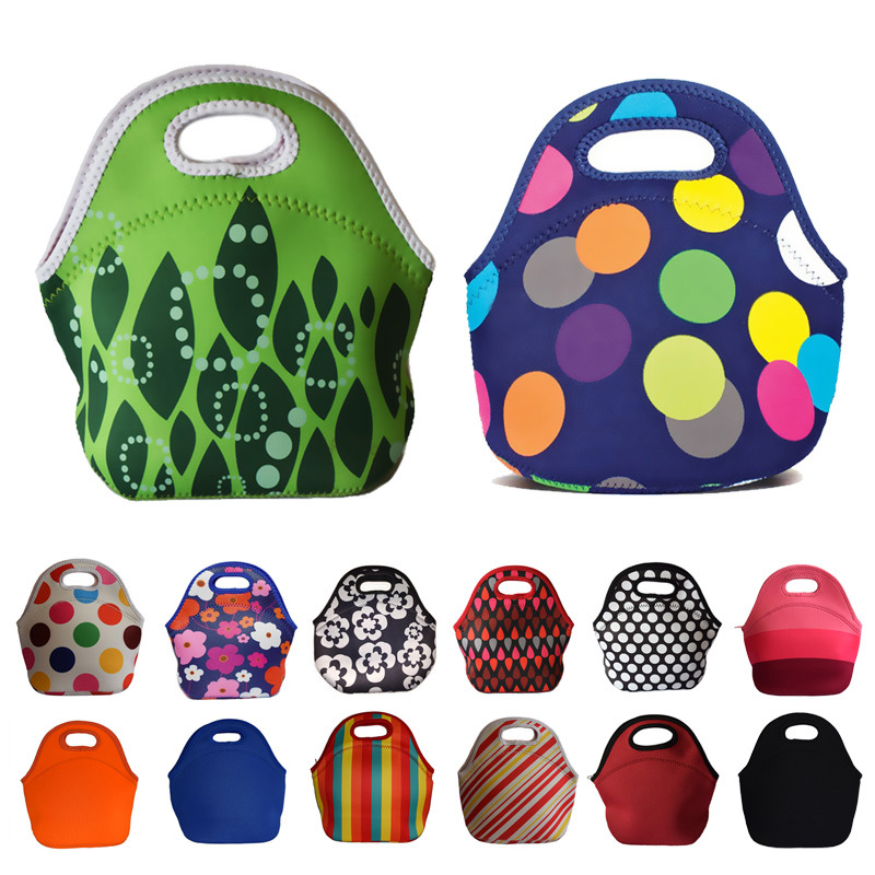 100% bolsa de franja bolsa Color : Colored Dots, purple Red