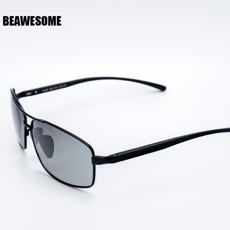Aluminum Brand New Polarized Sunglasses Men Fashion Sun Glasses Travel Driving Male Vintage Eyewear Oculos Gafas De So 2458