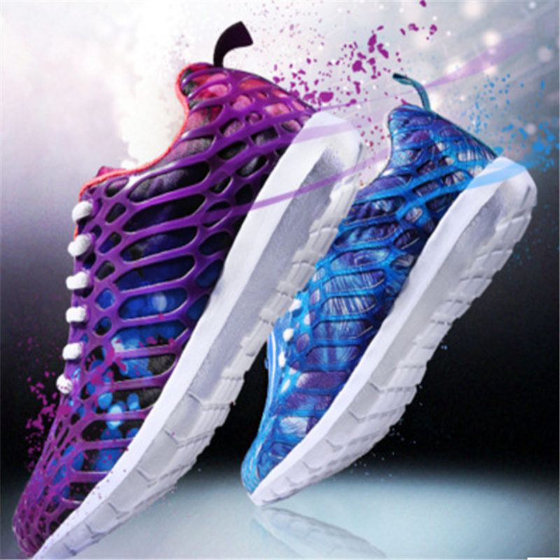 2018 Couple High Quality Breathable Men Sports shoes Outdoor Trainers Jogging Walking Sneakers Shoes For Women Running shoes