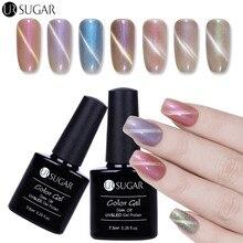 UR SUGAR Pearl Shell Cat Eye Gel Polish Soak Off UV LED Mermaid Magnetic Gel Varnish Lacquer Manicure Nail Art Gel DIY 7.5ml