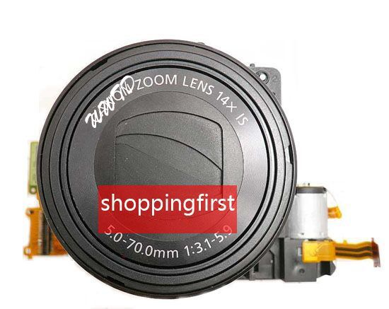 Original Zoom Lens Unit Assembly Replacement For Canon for Powershot SX220 HS SX230 HS PC1587 PC1620
