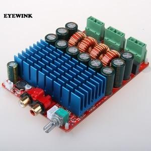 Image 3 - Nowy HIFI TAS5630 stereofoniczny wzmacniacz cyfrowy Audio klasa D płyta wzmacniacza wysokiej mocy 2X300W Amplificador DC 25 50V