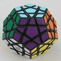 Yongjun MoYu Yuhu Megaminx Cubo Mágico Profesional 5x5x5 PVC y Mate Pegatinas Cubo Mágico Puzzle Velocidad Juguetes Educativos clásicos