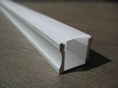 U Shape Aluminum Channel Profiles For Surface And