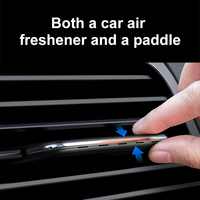 Baseus Car Air Freshener Auto outlet Perfume Vent Air Freshener In The Car Air Conditioning Clip Diffuser Solid Natural Perfume 5