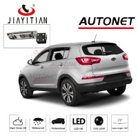 JIAYITIA Rear View Camera For KIA Sportage SL/Sportage R 2010 ~2017 CCD Night Vision license plate camera Parking camera backup