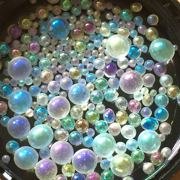 20G Crystal Epoxy Filler Diy Transparent Epoxy Material Non-porous Symphony Beads Handmade Jewelry Making
