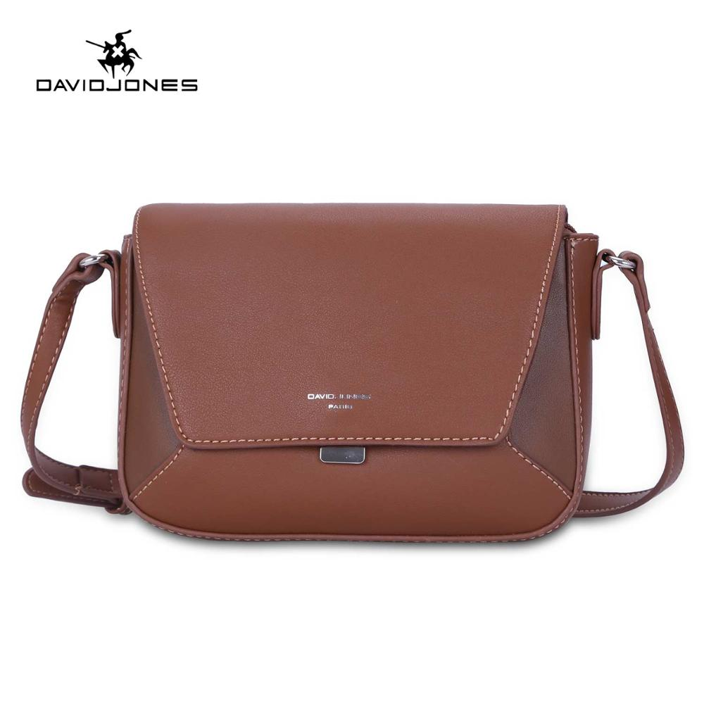DAVIDJONES women messenger bags faux leather female handbag small lady patchwork shoulder bag girl crossbody bag drop shippingDAVIDJONES women messenger bags faux leather female handbag small lady patchwork shoulder bag girl crossbody bag drop shipping